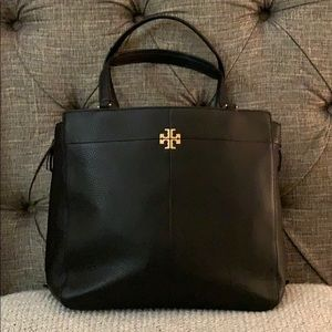 NWOT Tory Burch Ivy Side Zip Tote